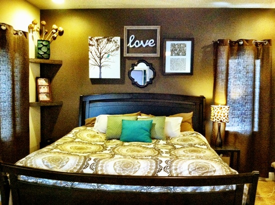 25 romantic bedroom ideas for couples Home decor ideas bedroom pinterest