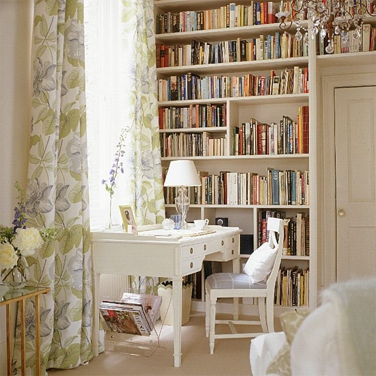 Classic Study Room Design: 25 Beautiful Study Room Ideas
