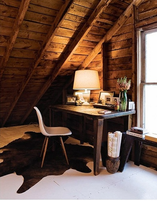 Attic Room Ideas 11