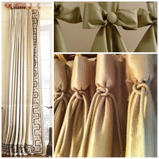 30 beautiful new curtain ideas for rooms - Curtain photo designs ...
