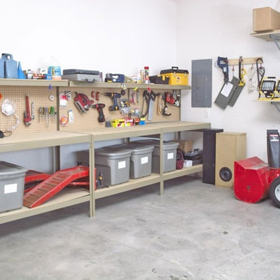 Home Garage Design Ideas: 25 Example Of Garage Designs