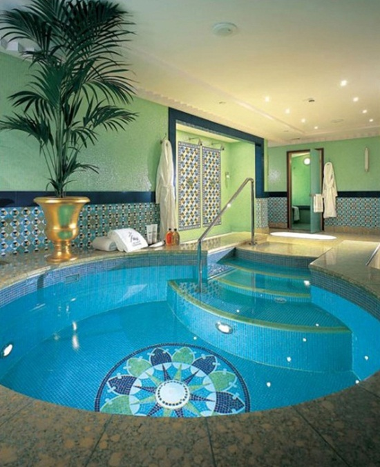 25 unique indoor swimming pool ideas for Unique swimming pool designs