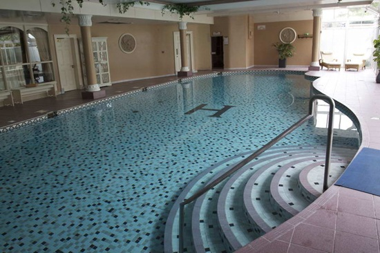 25 Unique Indoor Swimming Pool Ideas