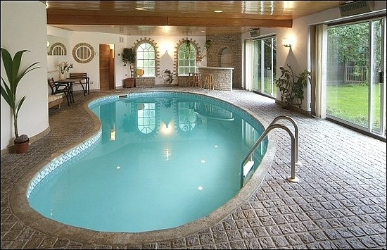 indoor swimming pool ideas (8)