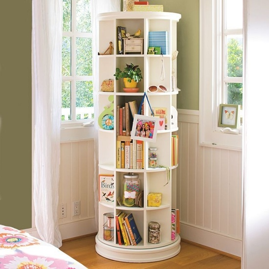 30 simple shelves design ideas for House shelves designs