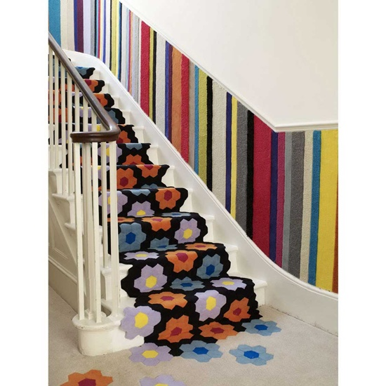 25 Stairs Runner Carpet Designs In Popular Trends