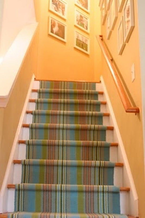 25 stairs runner carpet designs in popular trends for Dash and albert runners