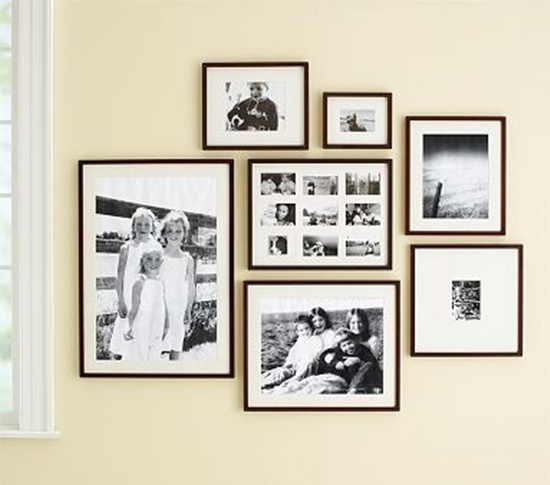 wall photo collage ideas (15)