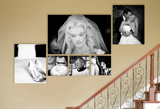 wall photo collage ideas (24)