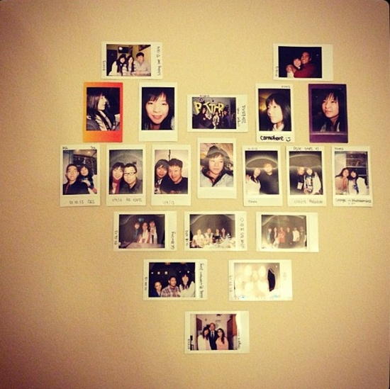 wall photo collage ideas (25)