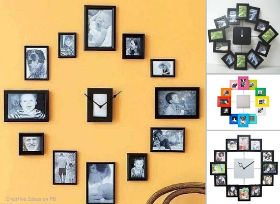 wall photo collage ideas (27)