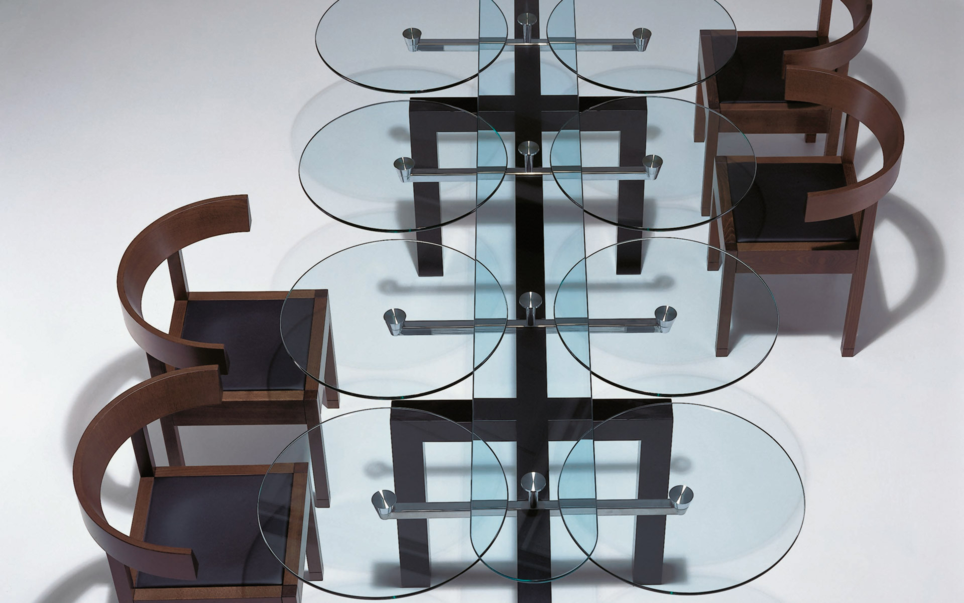 7 sexy sophisticated modern dining table designs for Modern dining table designs