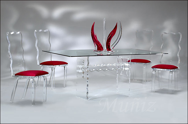 7 Sexy Sophisticated Modern Dining Table Designs