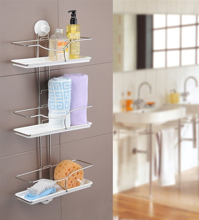 Hanging Shelves bathroom storage 4