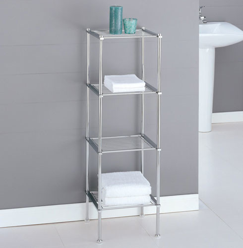 33 clever stylish bathroom storage ideas - Etagere salle de bain ...
