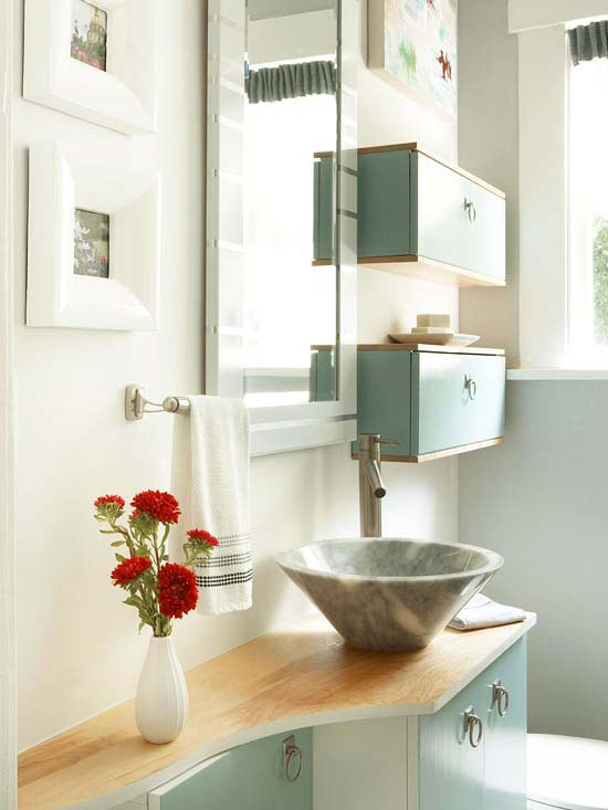 33 clever stylish bathroom storage ideas Storage solutions for tiny bathrooms