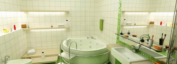 Green-Bathroom-Color-Ideas