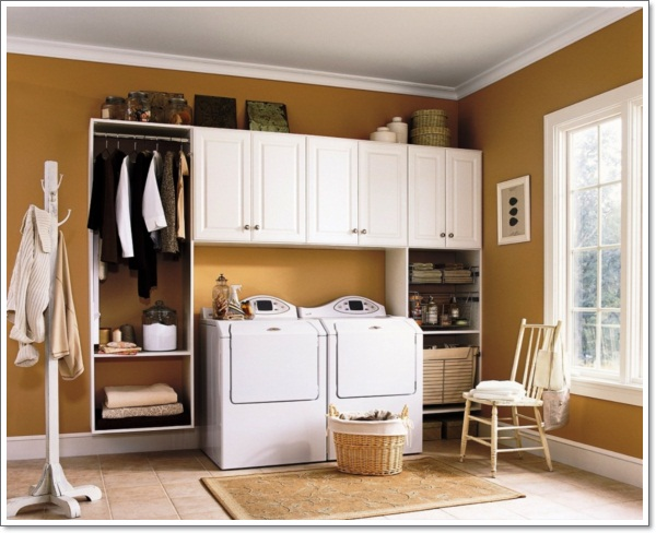 Modern-Laundry-Room-Decorating-Ideas