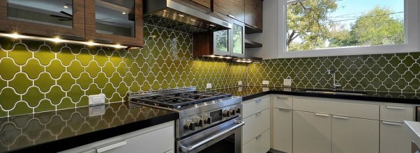 add Pizzazz to Your Kitchen