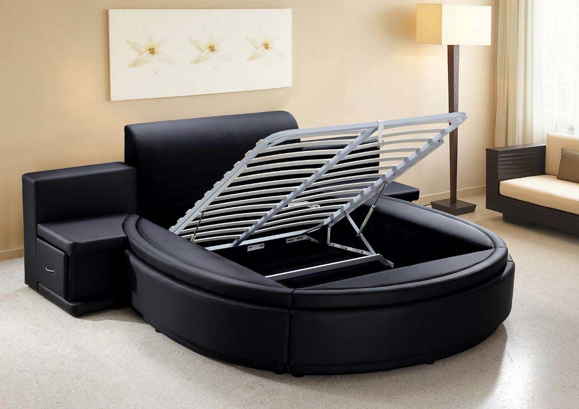 25 amazing round beds for your bedroom How to buy a bed