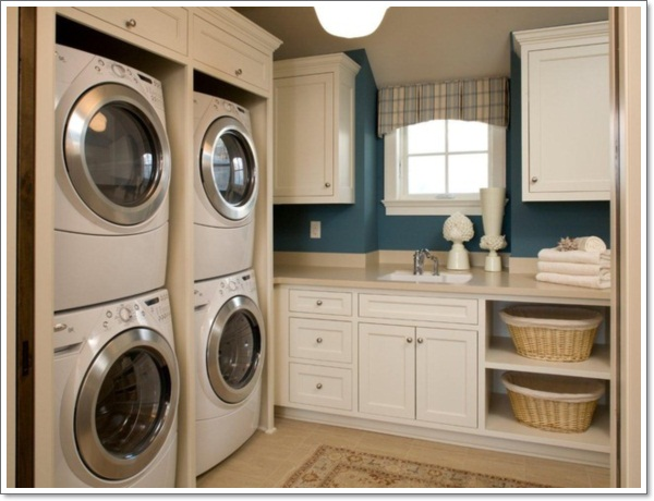 32 laundry room d cor ideas for Small utility room