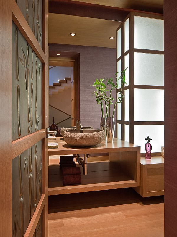 contemporary-powder-room-decoration-ideas