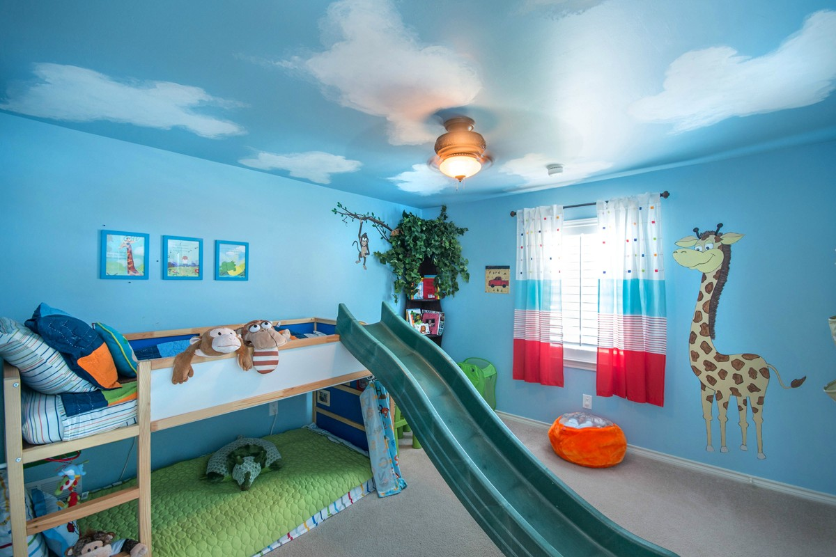 20 perfectly playful kids room design ideas