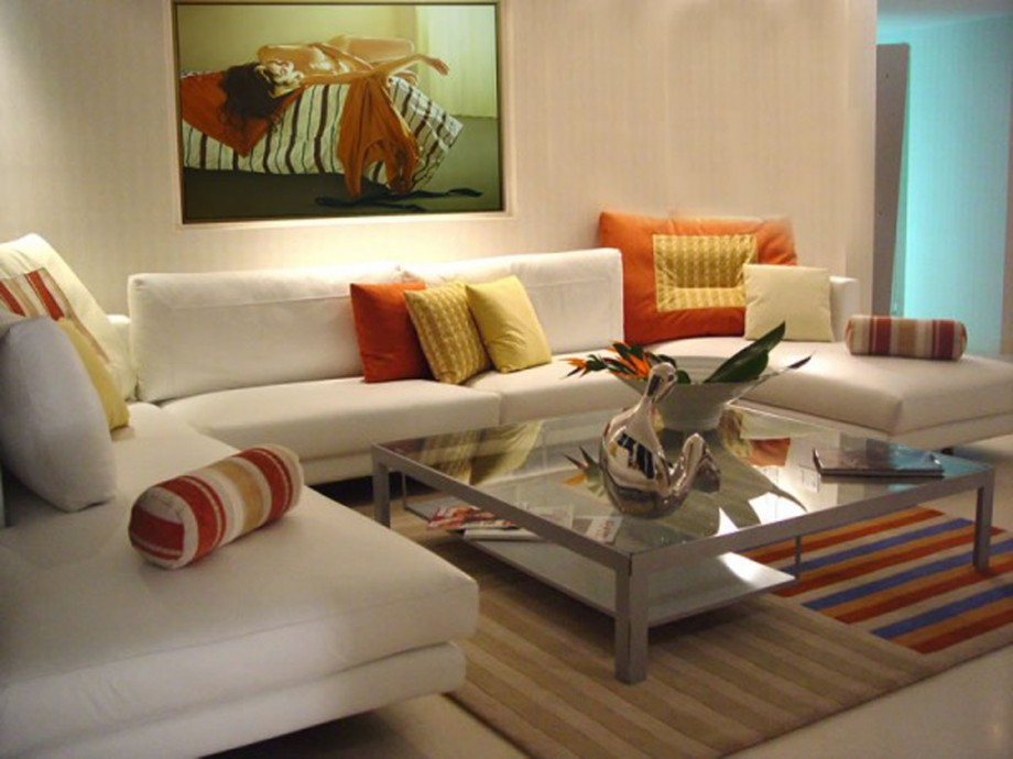 Decorating Ideas For Coffee Tables Pleasing Of Living Room Interior Design Ideas Photos