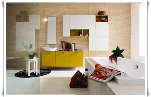 Decorating-Kids-Bathroom-With-Bath-Design