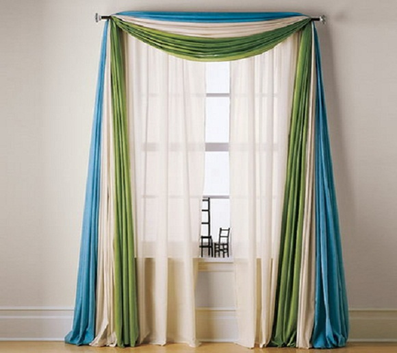 How to hang curtains drapes with picture ideas - Ideas para cortinas de salon ...