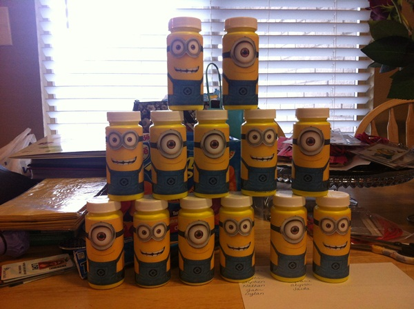 despicable me party ideas 3