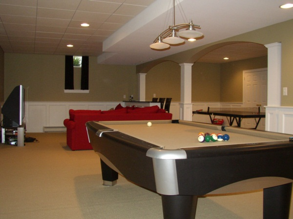 25 amazing basement remodeling ideas for Pool design game