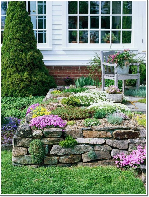rock-garden-ideas-9 Ideas Para Corner Backyards on ideas para garage, ideas para kitchen, ideas para wedding, ideas para party, ideas para spa, ideas para front yard,