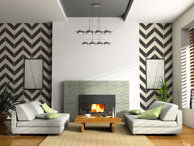 Chevron-Vinyl-Wall-Art