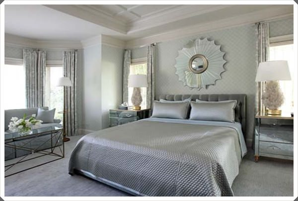 Grey-Bedroom-Ideas-Classic
