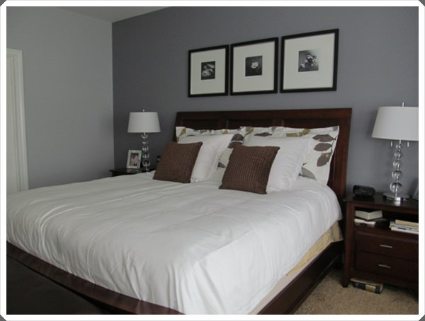 examine before you commit to a gray color scheme in your own bedroom