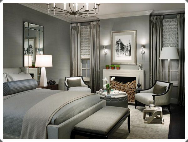 grey bedroom ideas 4