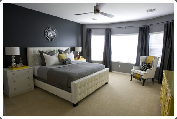 grey bedroom ideas 9