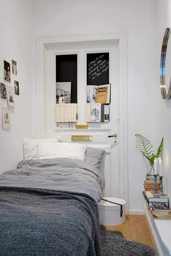 99 Examples of Beautifully Designed Small Bedrooms